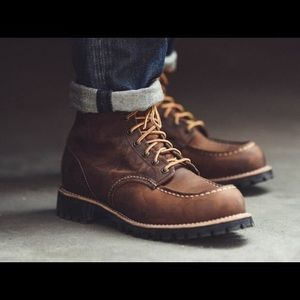Red Wing® for J.Crew Roughneck Boots